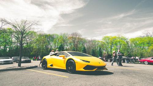 Masonry yellow front